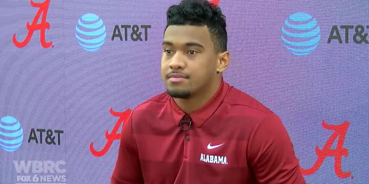 Alabama QB Tua Tagovailoa 1 of 3 finalists in Heisman Trophy voting