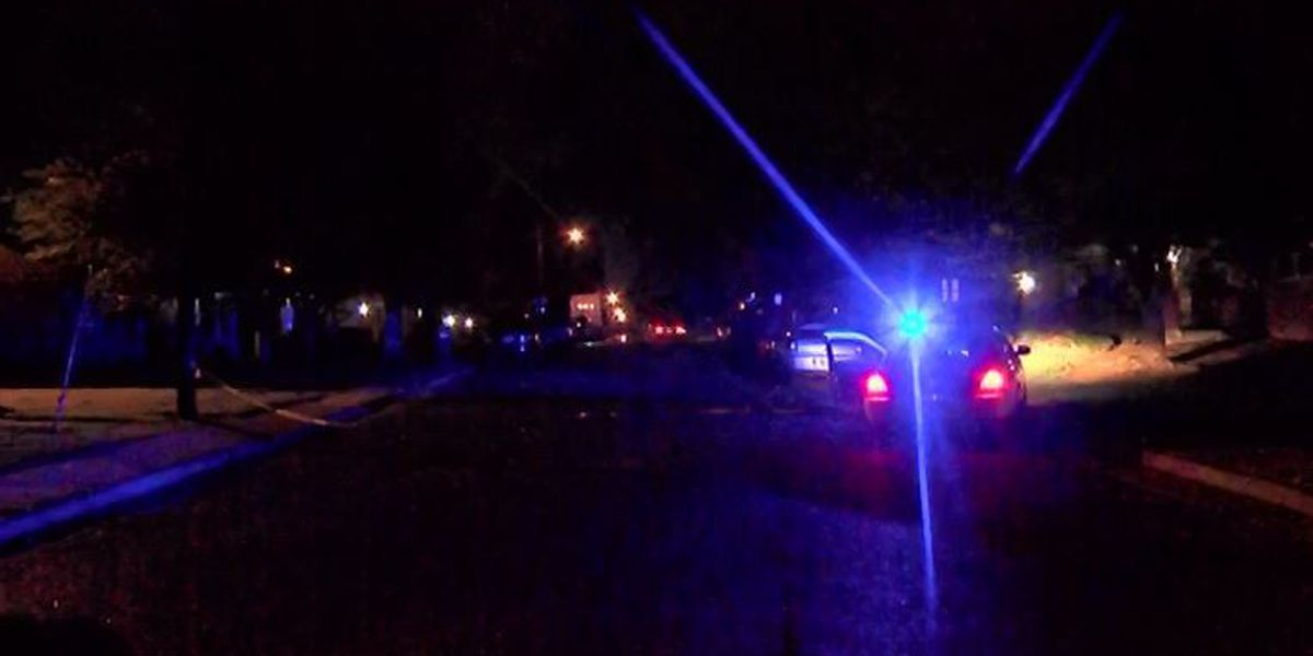 1 transported to hospital after late-night shooting