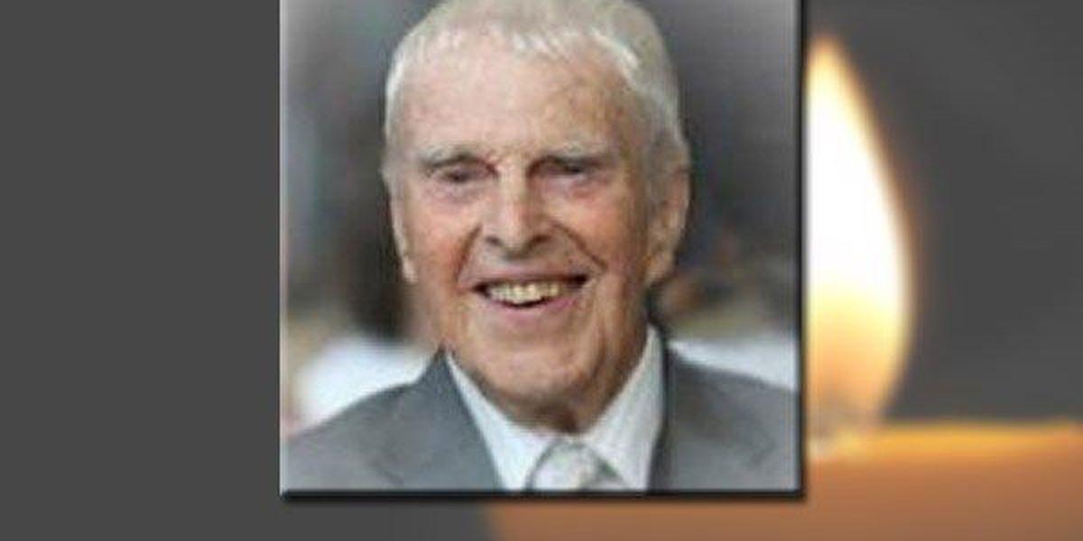 Oscar Holderer, one of remaining members of von Braun team, dies