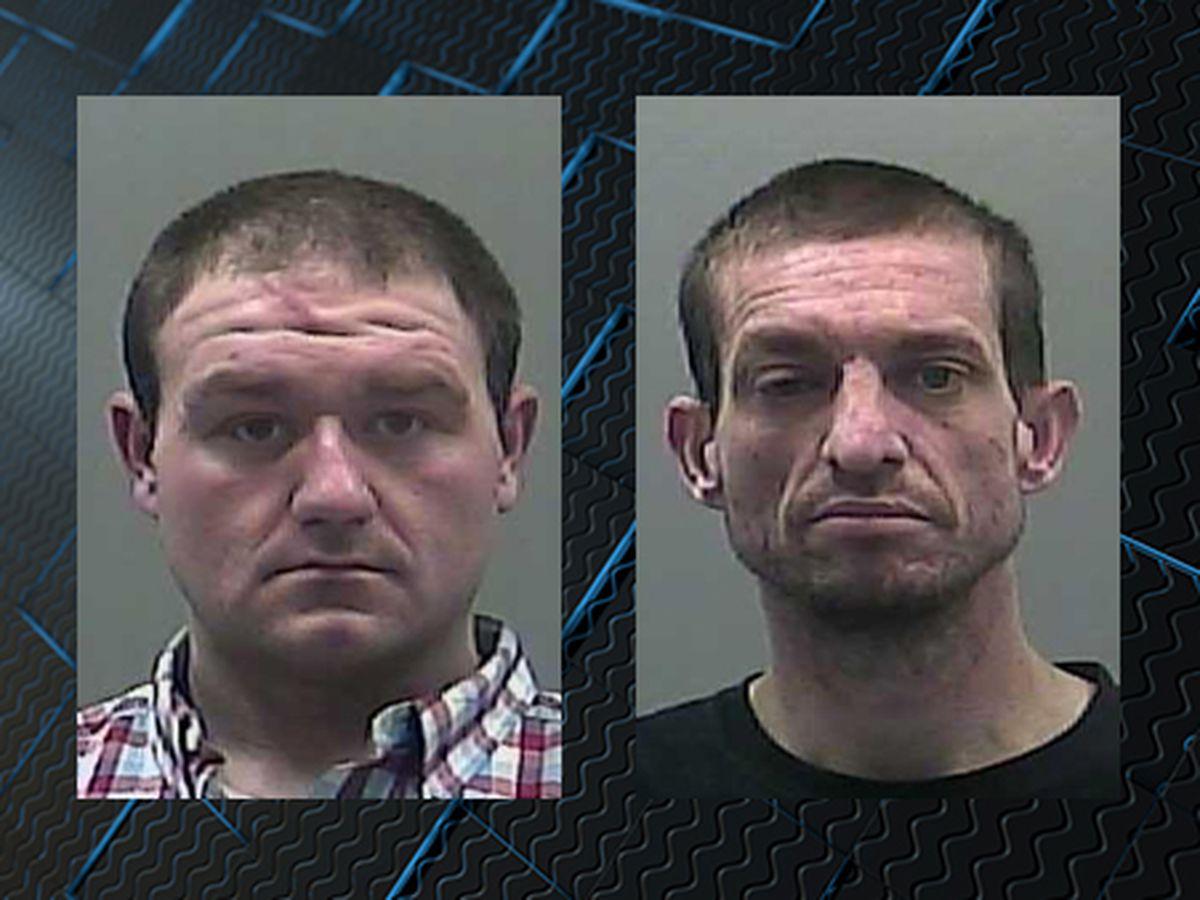 2nd inmate who left Limestone County work release back in custody