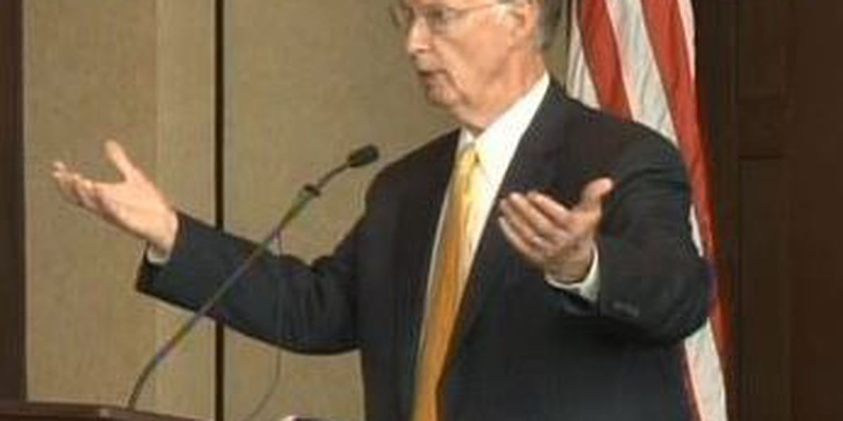 WATCH WAFF: Gov. Bentley calls 1st special session a 'failure' after lawmakers unable to agree on budget