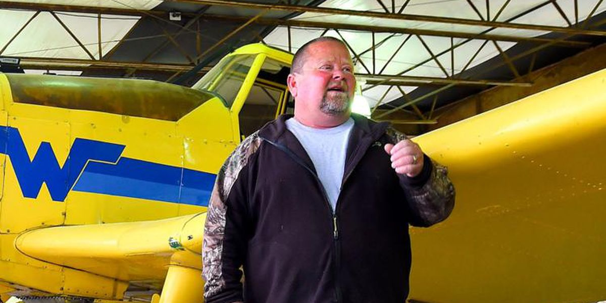 Report: Pilot killed in crop duster crash was Lawrence County airport director