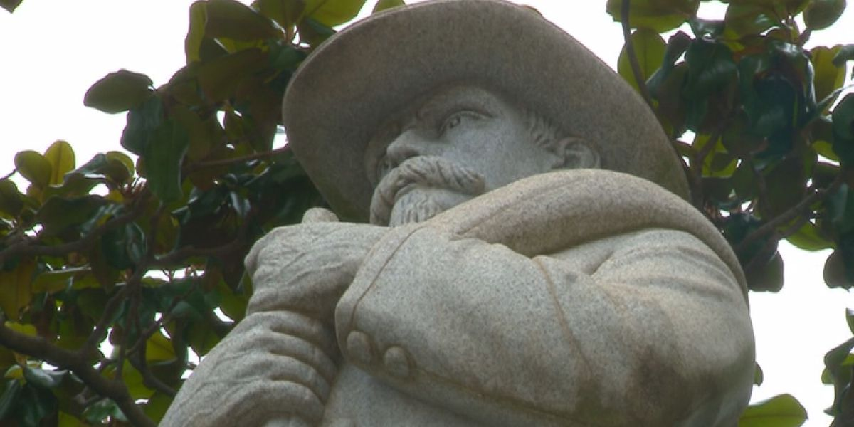 State law could block Confederate statue from going anywhere