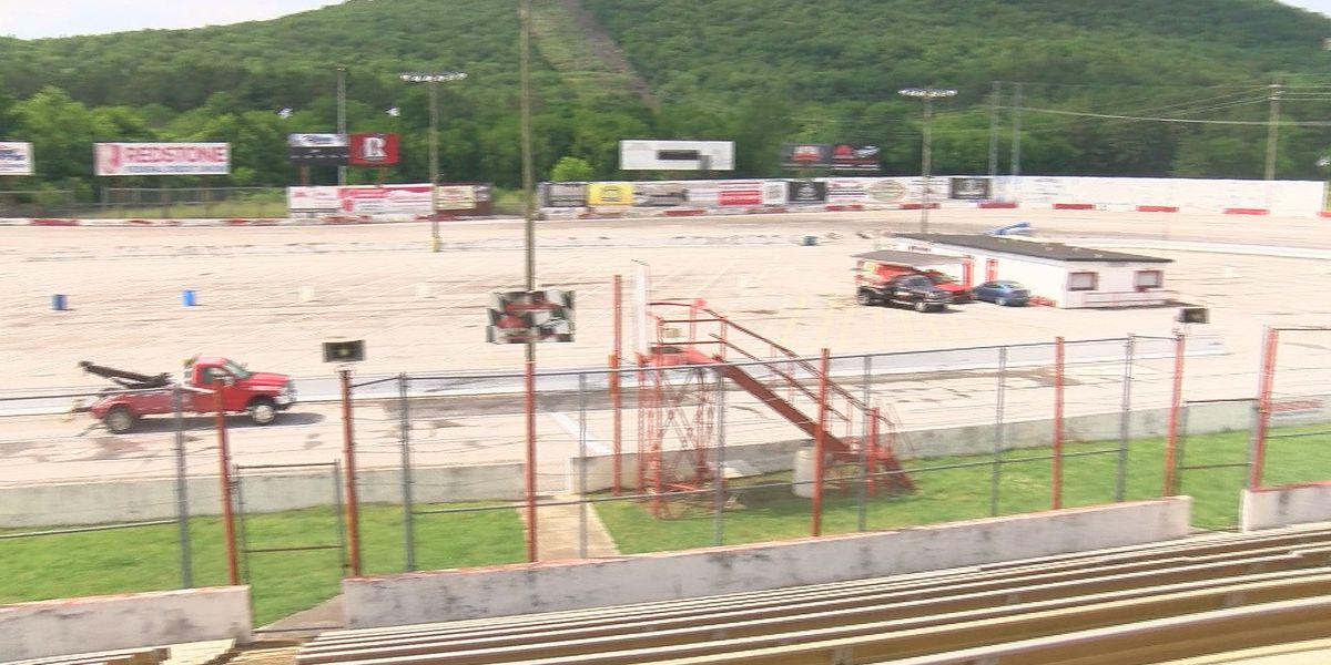 Huntsville Speedway reopens after being closed for 2 months