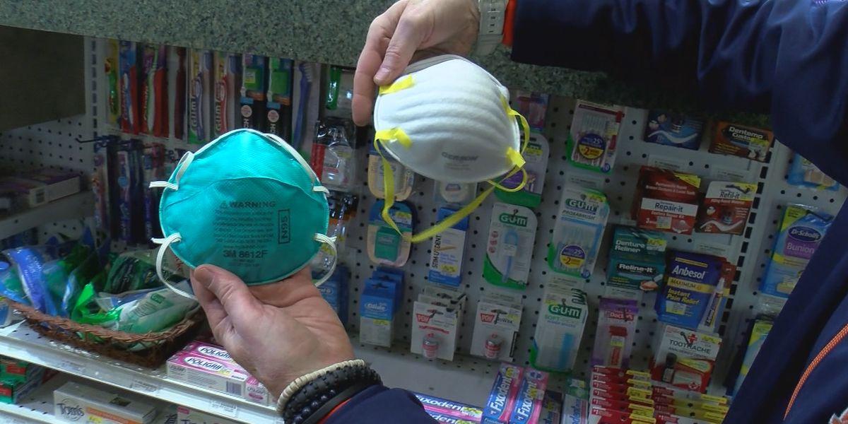 Masks flying off store shelves as threat of coronavirus grows