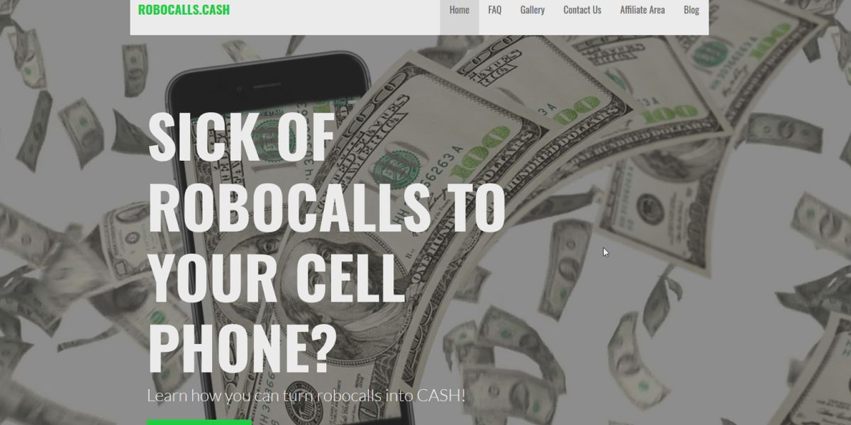 How to turn annoying robocalls into cold, hard cash