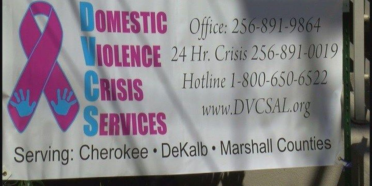 Domestic violence victims remembered in Guntersville