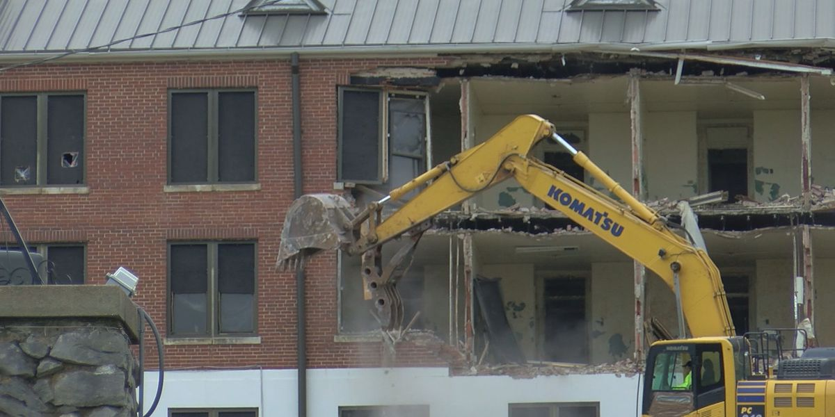 AAMU demolishing 6 buildings; alumni asking for intervention