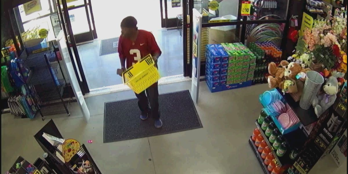 Crime Stoppers: Dollar General shoplifting suspect identified