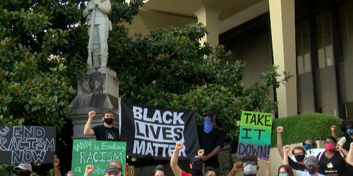 Madison Co. leaders awaiting approval from state before relocating Confederate statue
