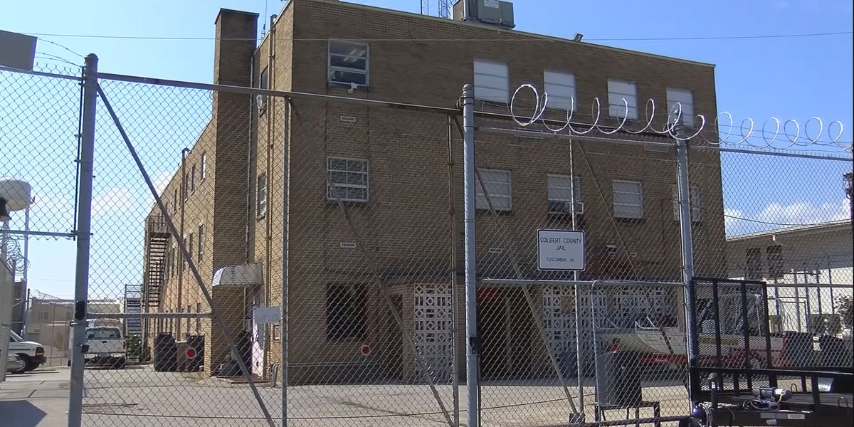 4th lawsuit filed against Colbert County Jail