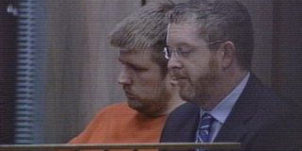 Jason Sharp sentenced to die in Morris murder