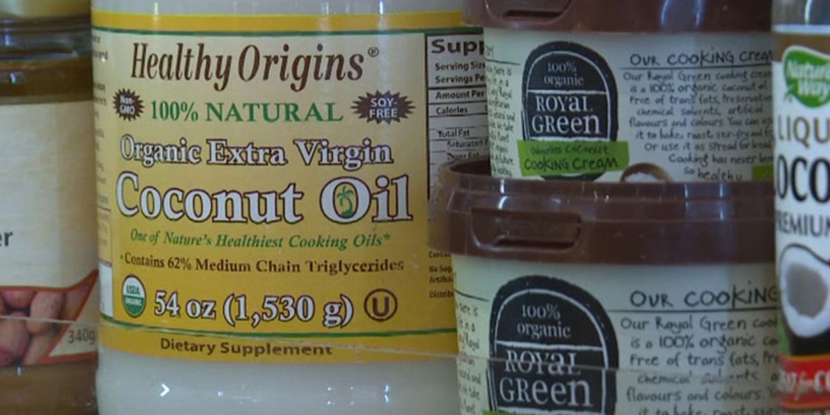 Coconut oil is pure poison, says professor