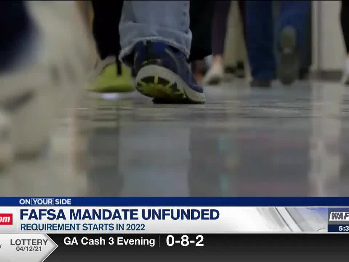 Concerns over newly approved FAFSA graduation requirement