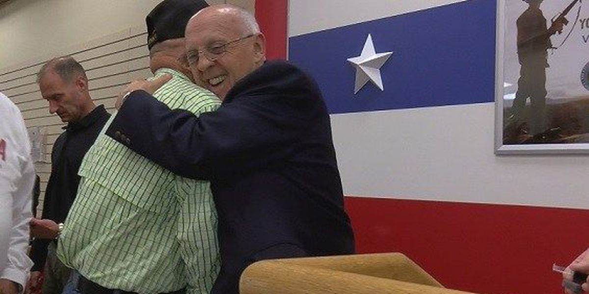 Redstone Arsenal gives Vietnam vets special recognition on 50th anniversary