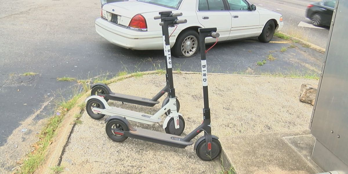 Huntsville considering allowing electric scooters downtown