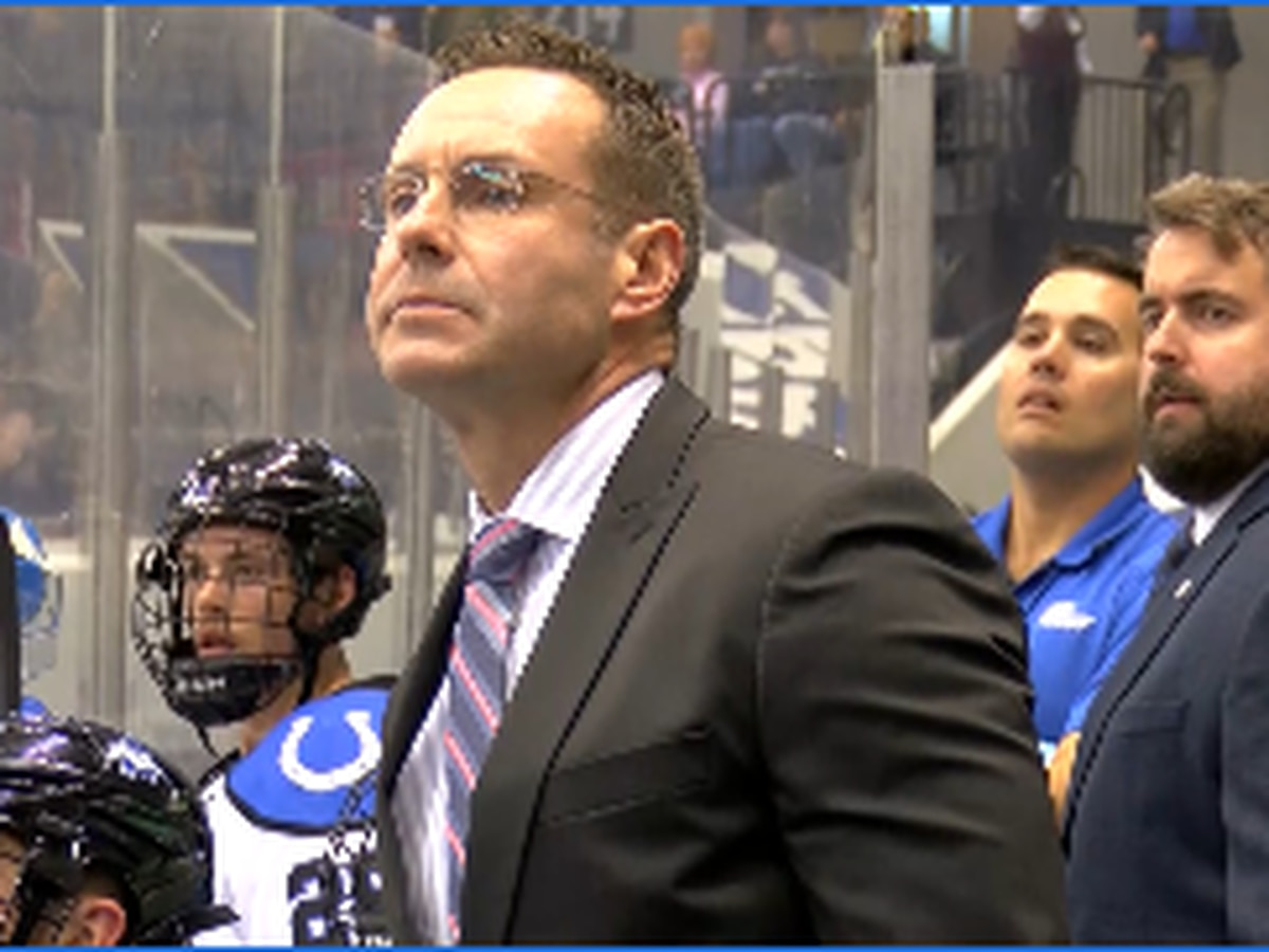 UAH Hockey staff resigns