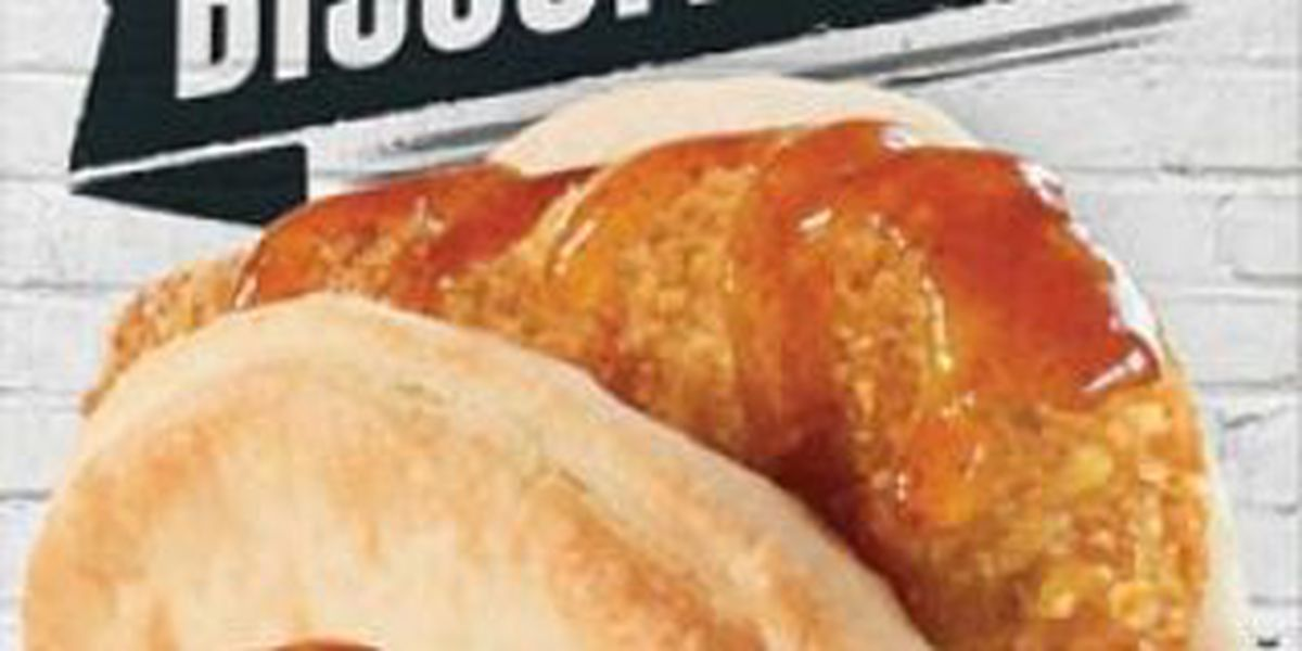 Taco Bell expands breakfast menu with 'biscuit taco'