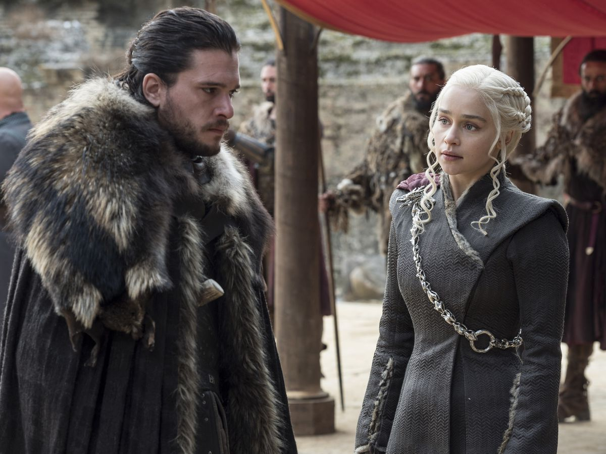 'Game of Thrones' returning in April 2019 for final season