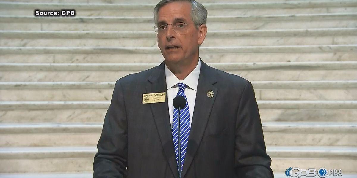 Perdue, Loeffler call for Georgia Sec. of State to resign