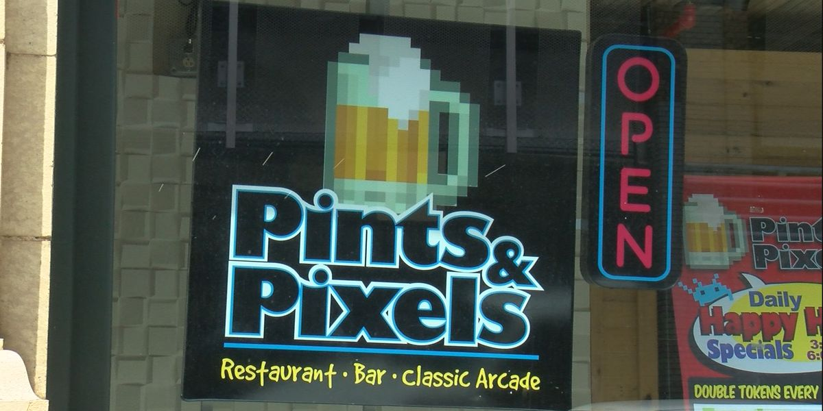 Pints & Pixels moving to new location