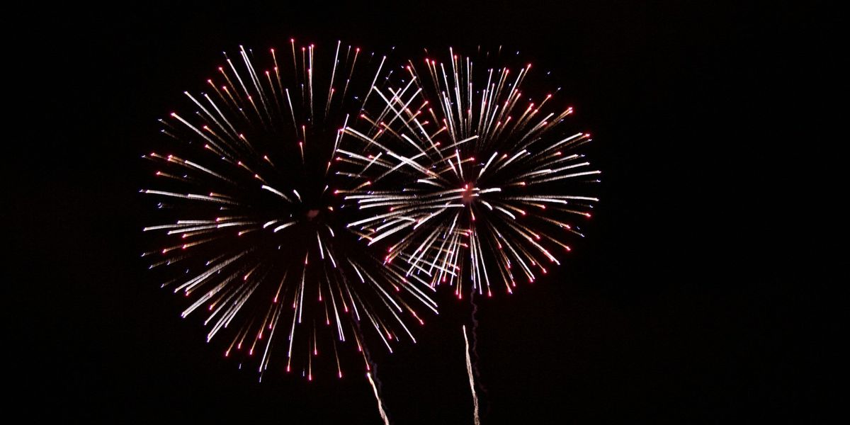 Police say fireworks can be confused for gunshots