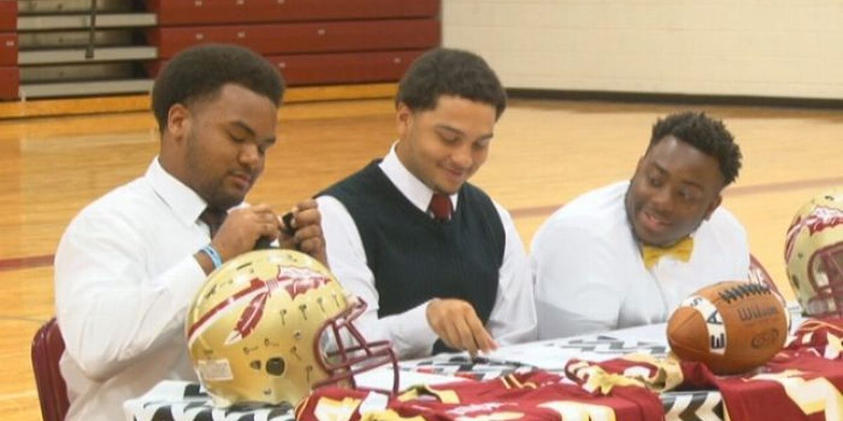 East Limestone, James Clemens players sign letters of intent