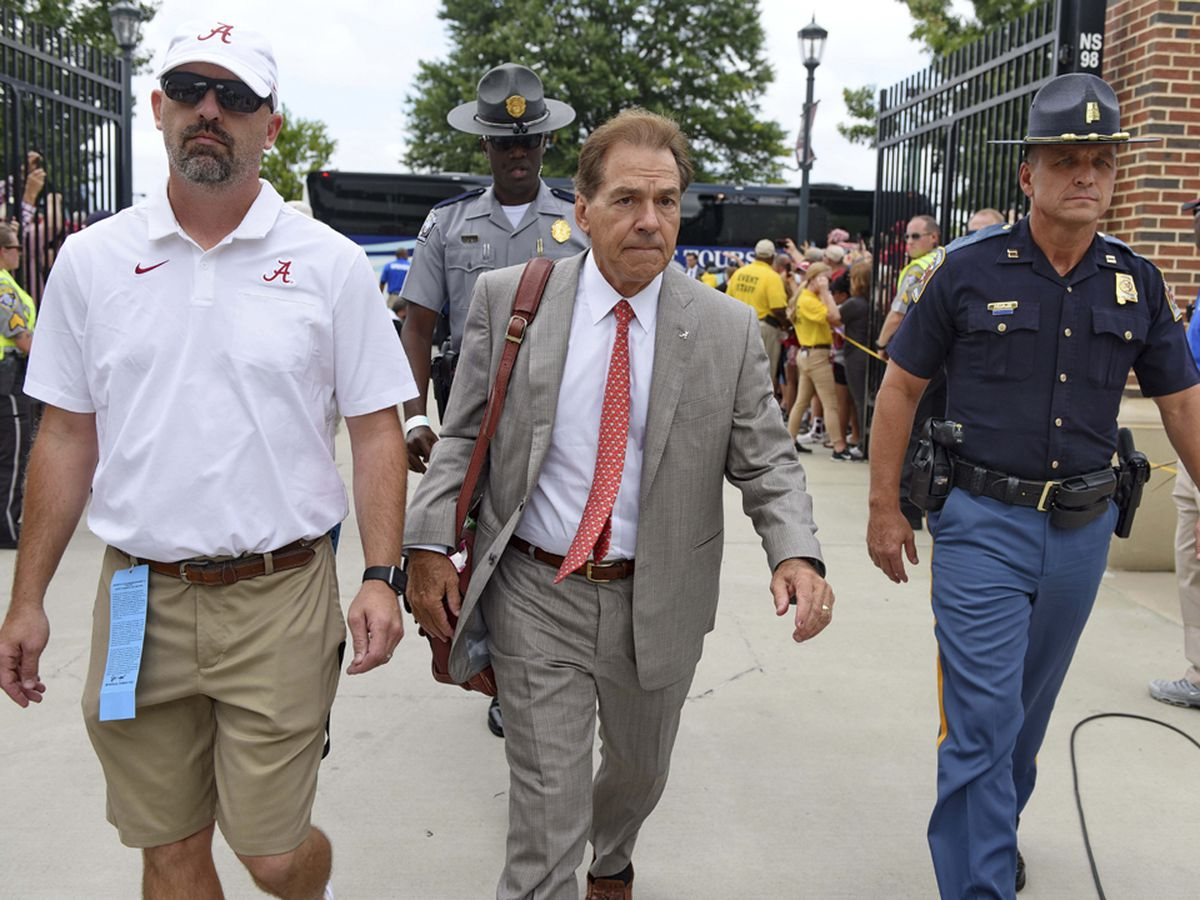 USA Today tabs Saban as 'Coach of the Decade'