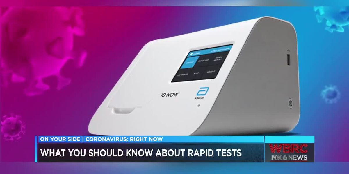 ADPH explains trade offs of COVID-19 rapid result tests