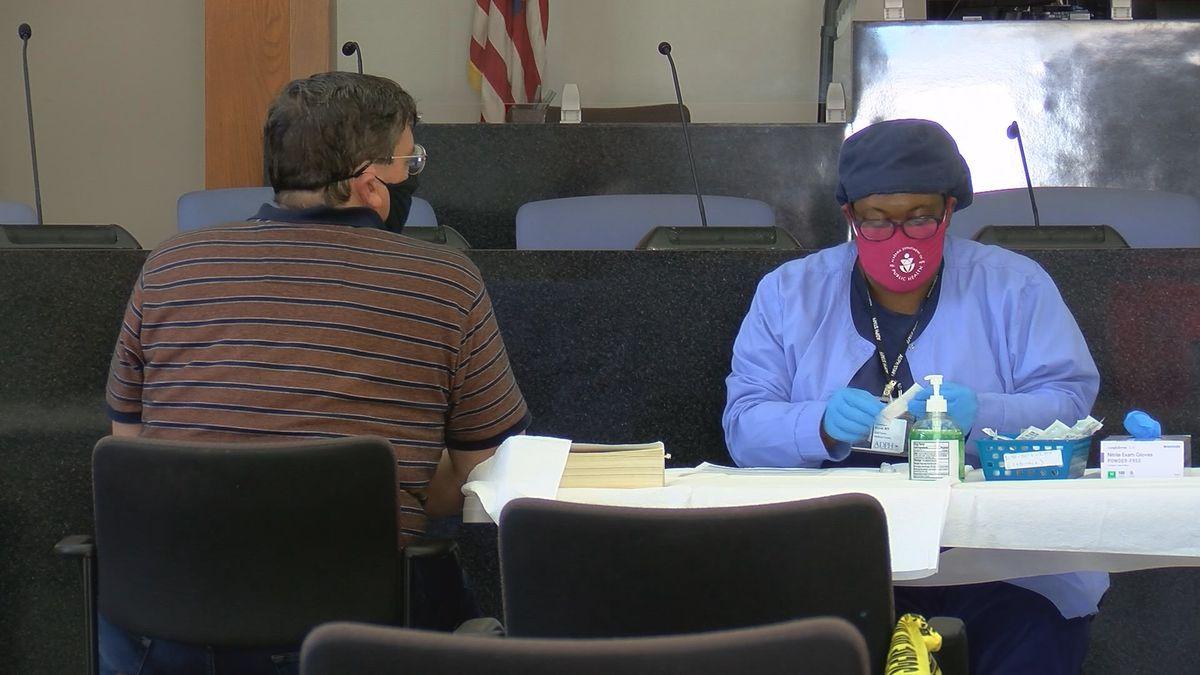 Free flu shot clinics in Madison County