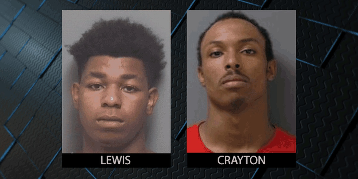 Decatur police searching for 2 robbery suspects
