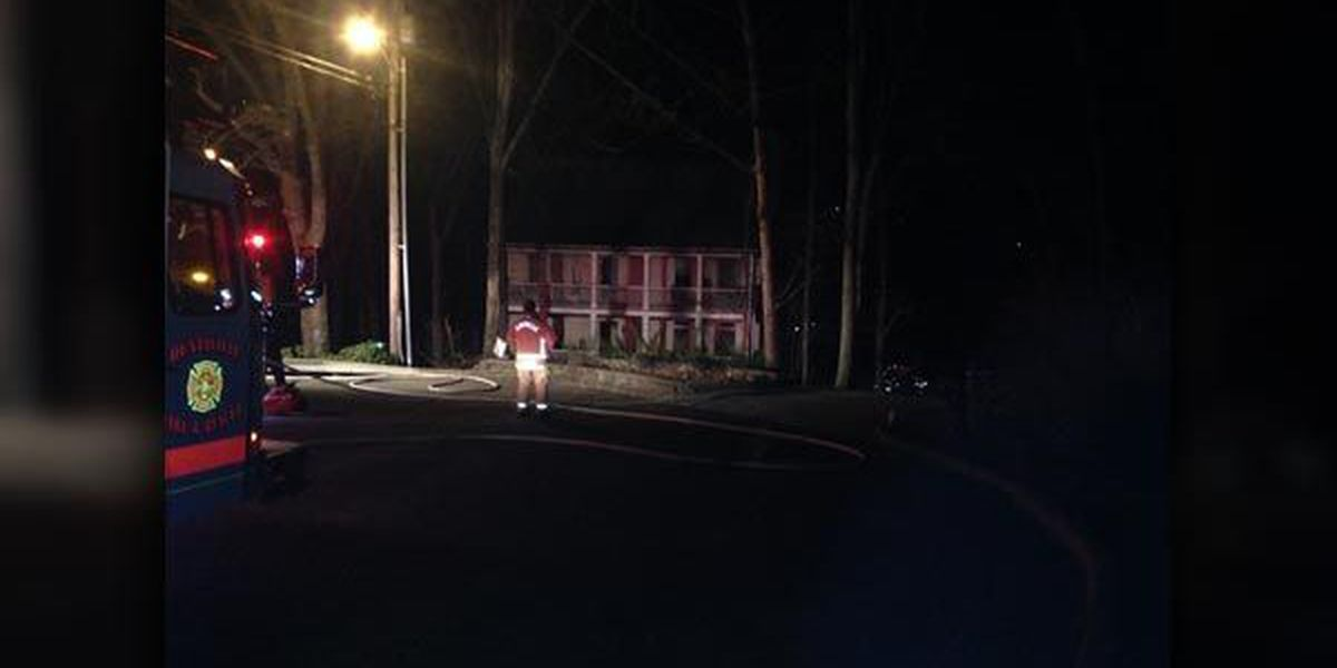 Crews on the scene of house fire in south Huntsville--more on WAFF 48 News Today