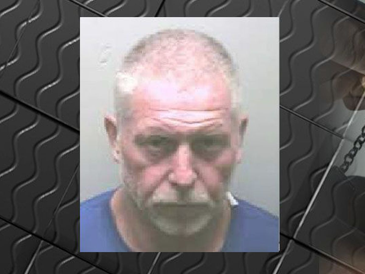 Man arrested for recording mother and daughter changing