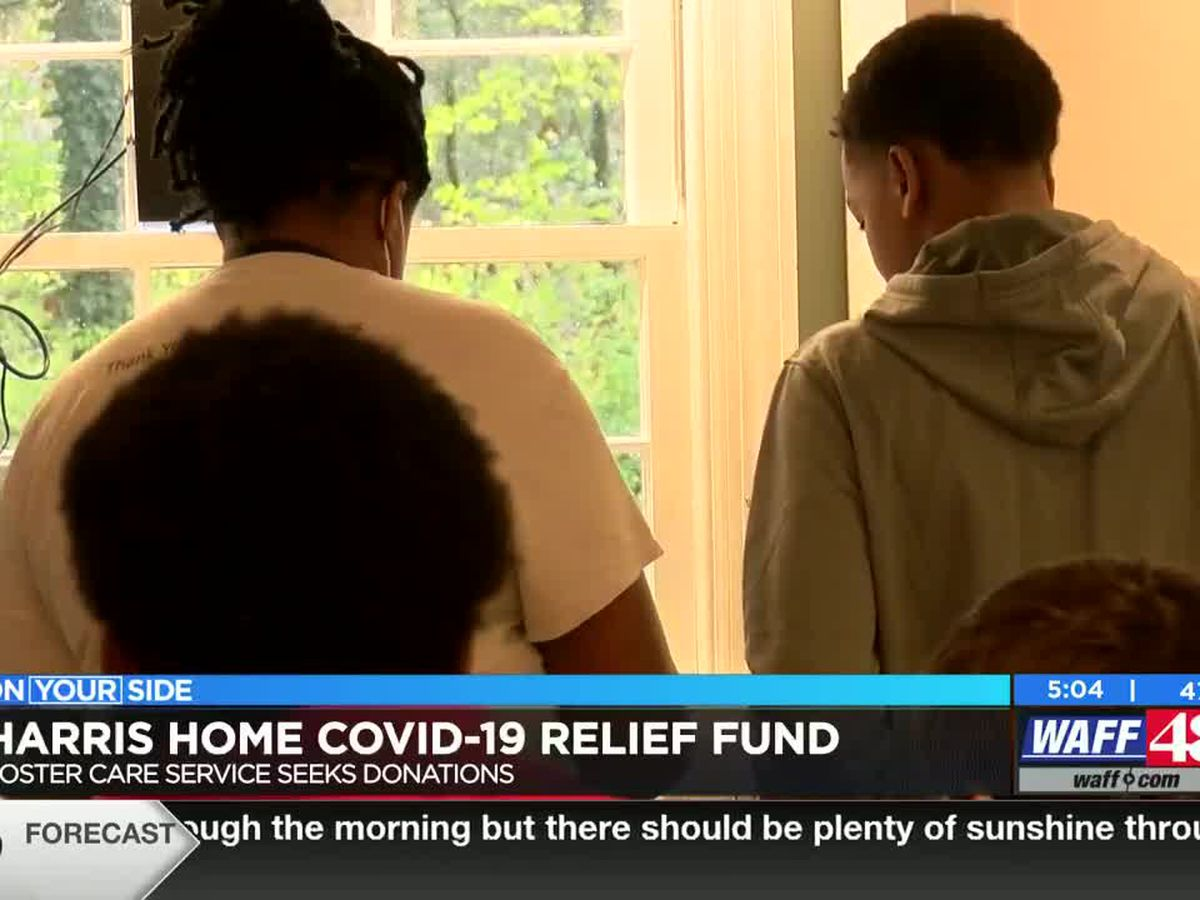 Harris Home seeks COVID-19 relief funds to pay off new facility