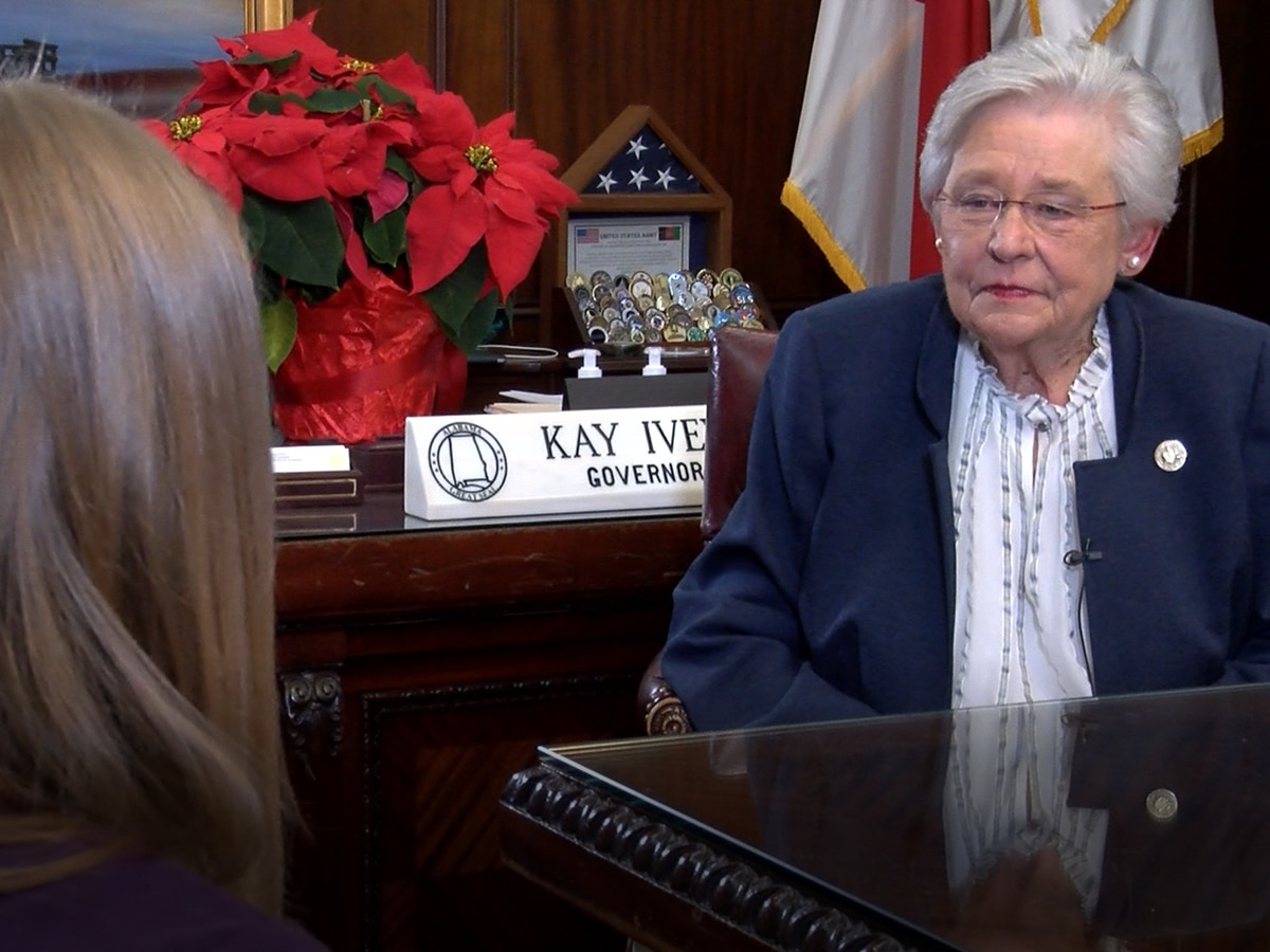 Governor Kay Ivey announces $1 million grant to build a vocational center in Fort Payne