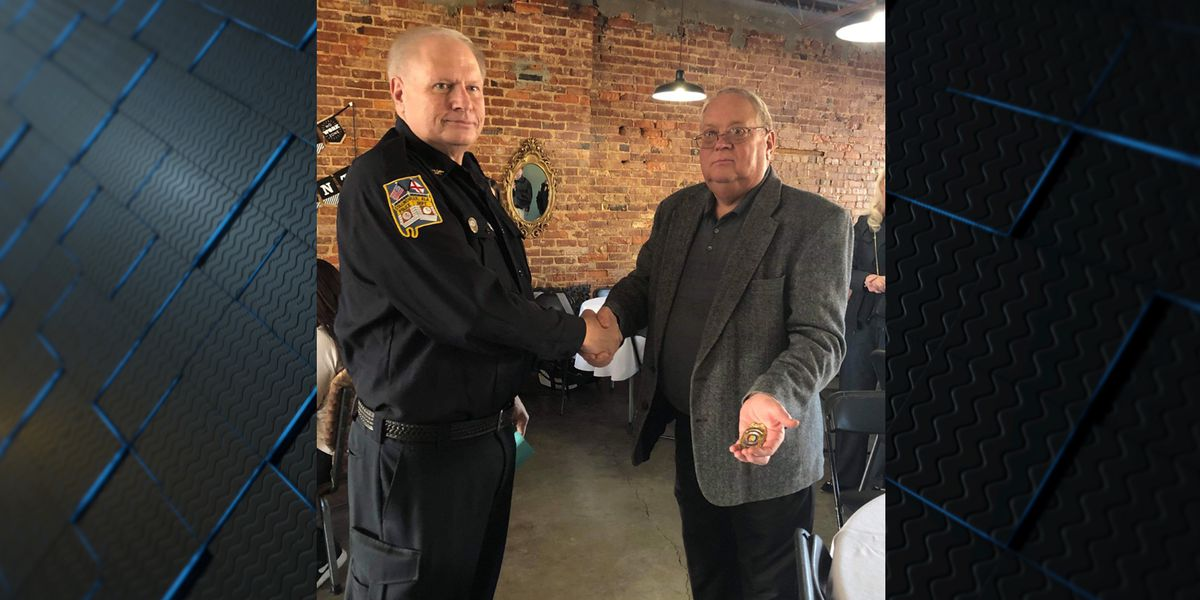 State's longest serving police chief calls it quits