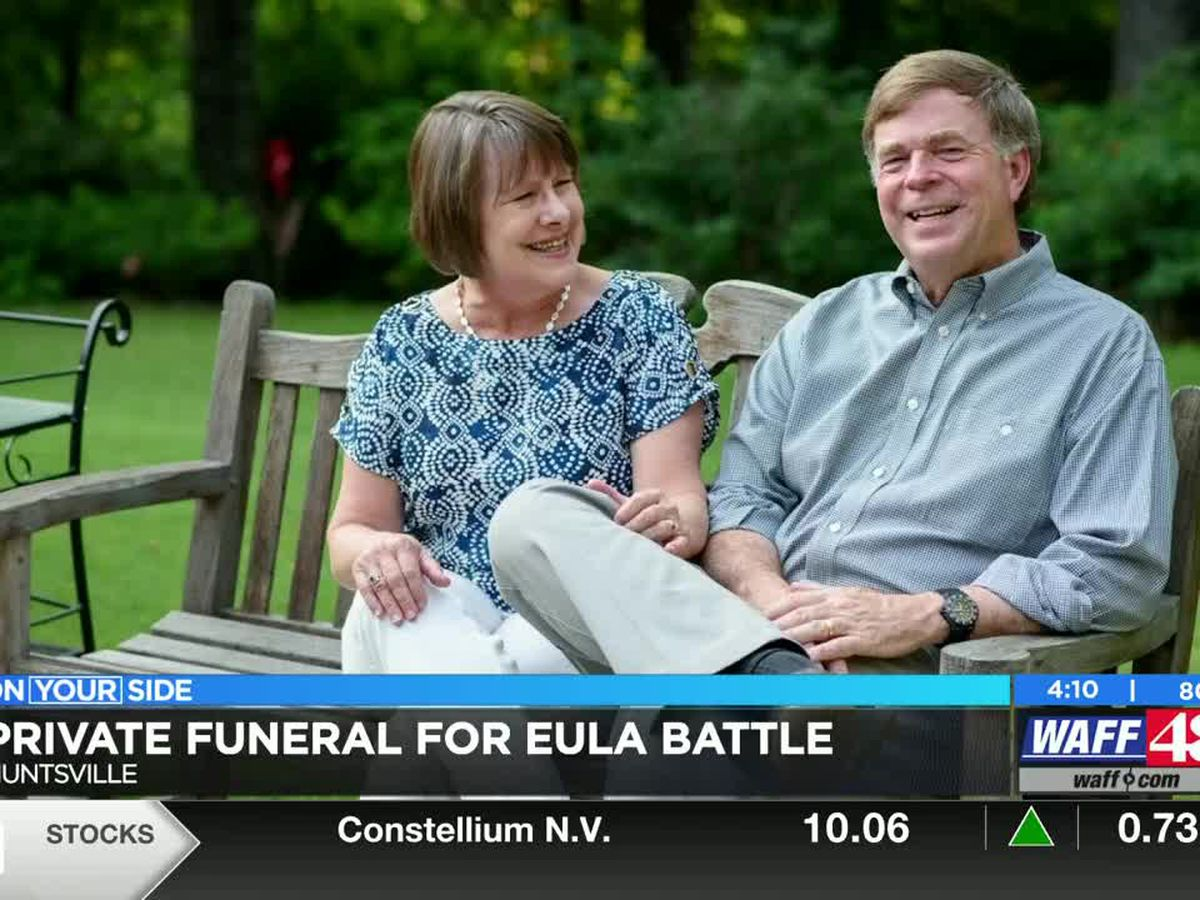 Eula Battle laid to rest in Huntsville Friday