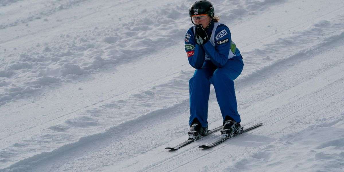 Alabama's first national team skier returns to the US as a champion
