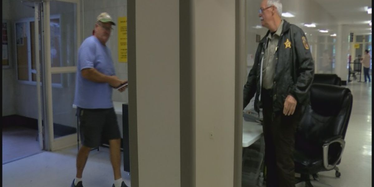 Jackson County sheriff opposes plan to replace armed security at courthouse with unarmed security