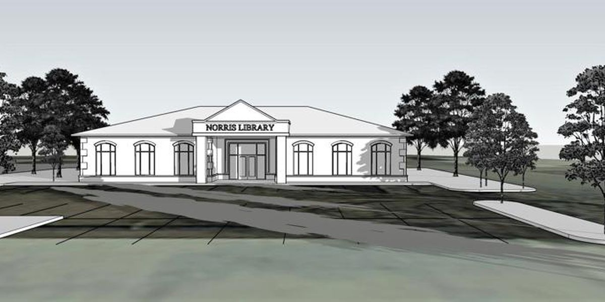 Russellville receives gifts to fund splash pad, new library