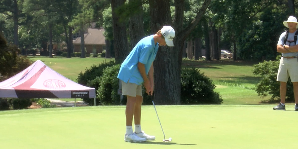 Local golfers compete in Southeastern Junior Golf Tour