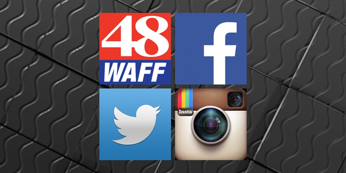 Get social with WAFF 48