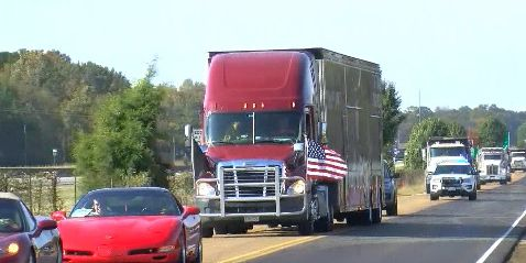 The Wall That Heals arrives in Huntsville with huge welcome