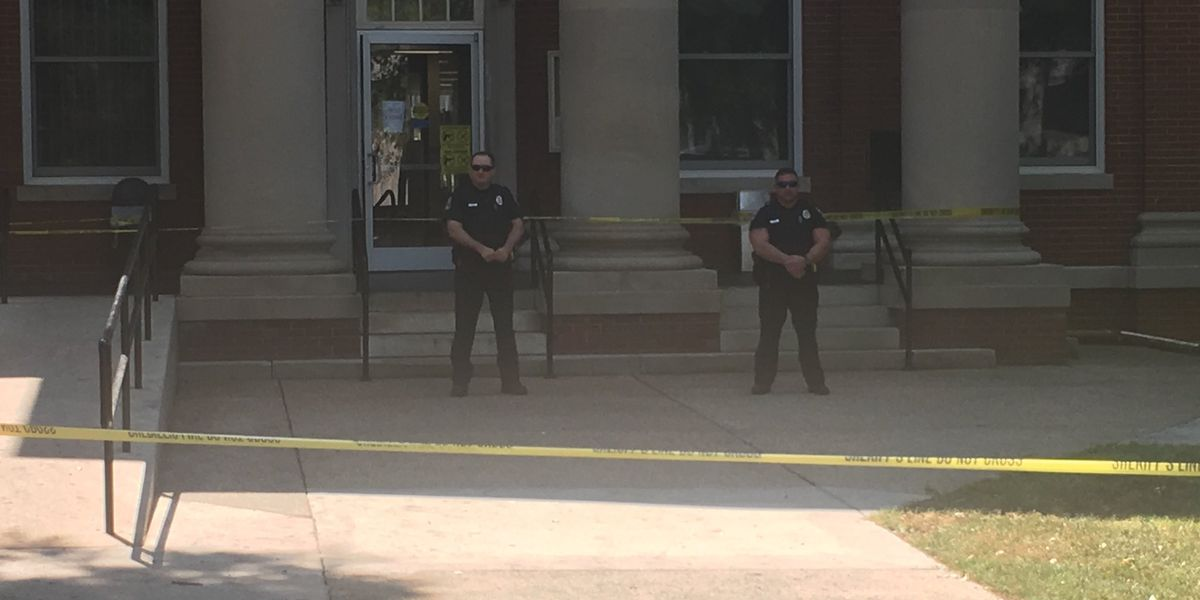 Authorities identify armed man shot by deputy at Jackson County Courthouse