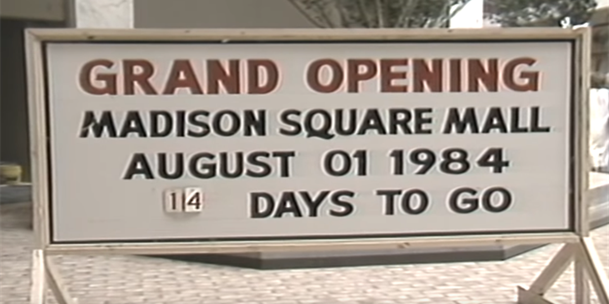 Final days of Madison Square Mall