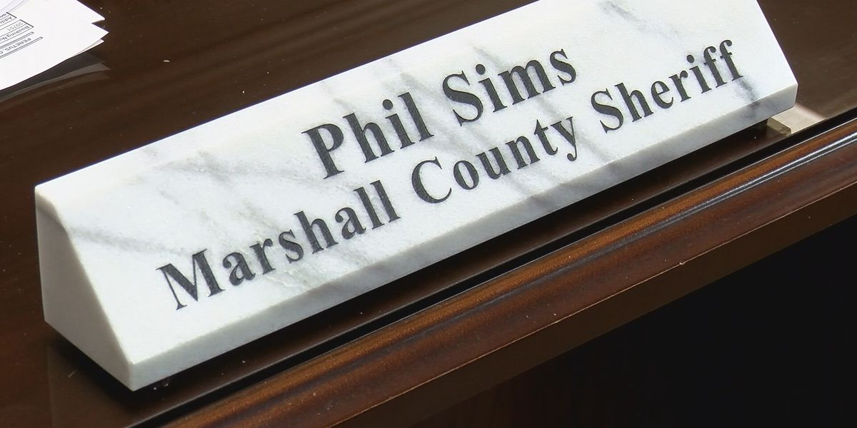 Hazard pay approved for Marshall County Sheriff's Office