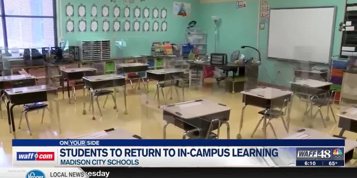 Students to return to in-campus learning