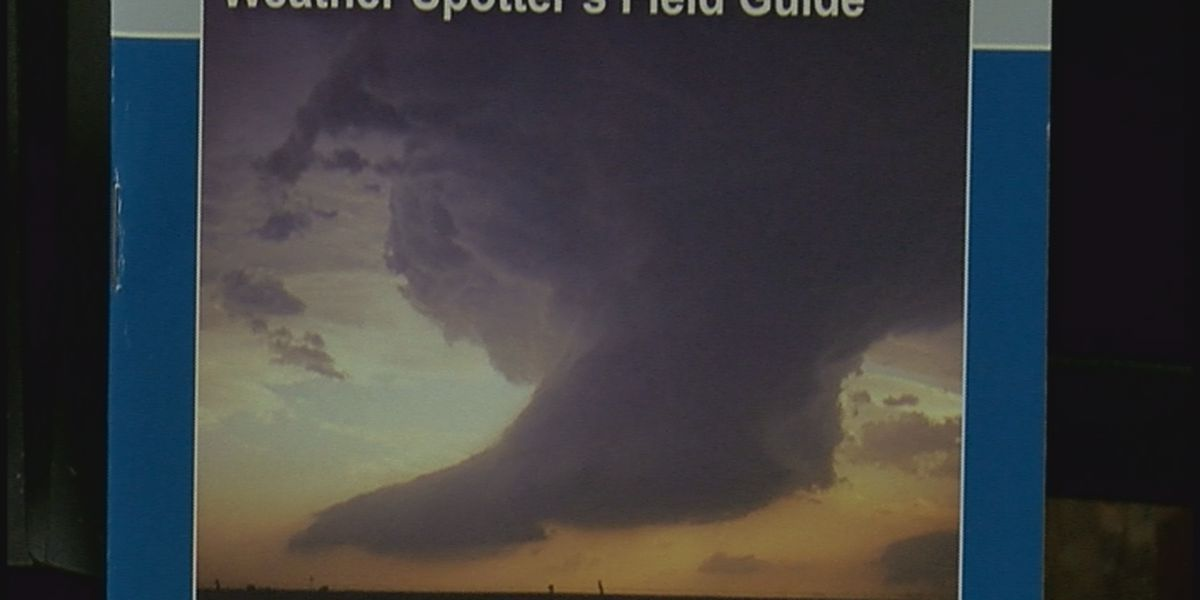 Storm spotters class set for next week in Marshall County