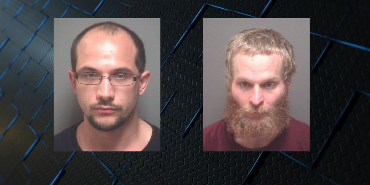 Two men traveling from NY arrested on drug charges in Morgan County