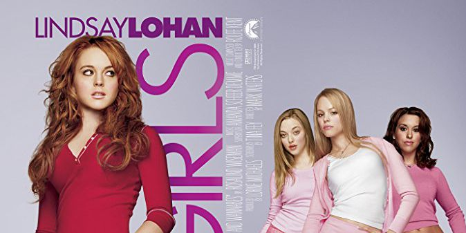 So Fetch! There is a new Mean Girls cookbook for those on an all-carb diet